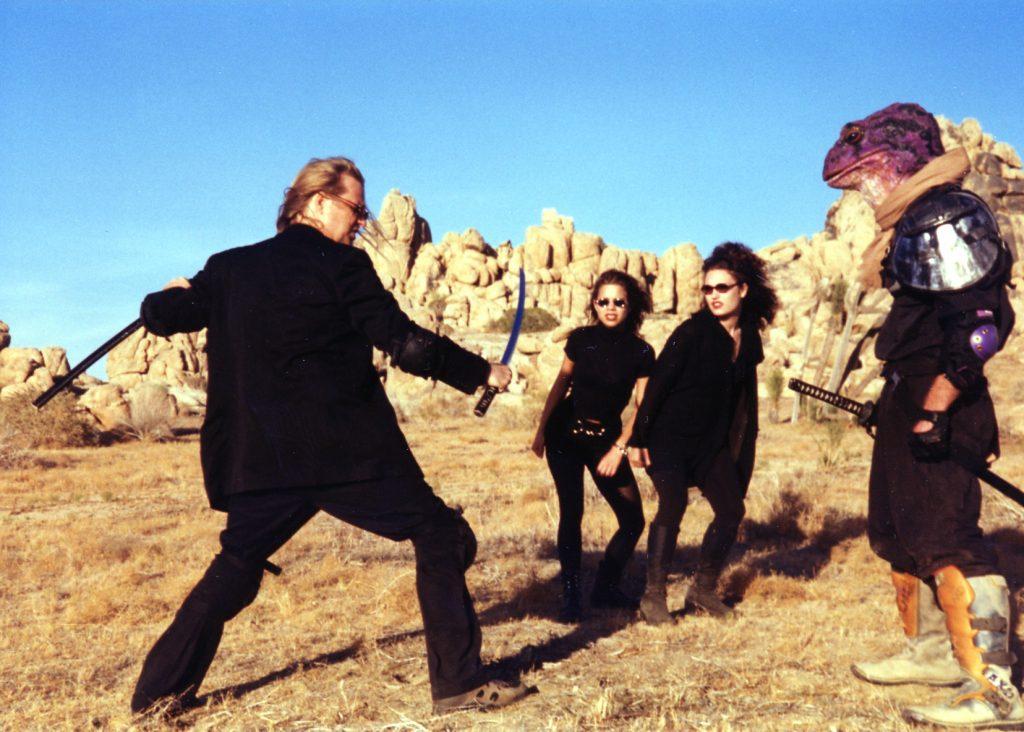 Max Hell Frog Warrior (1996)